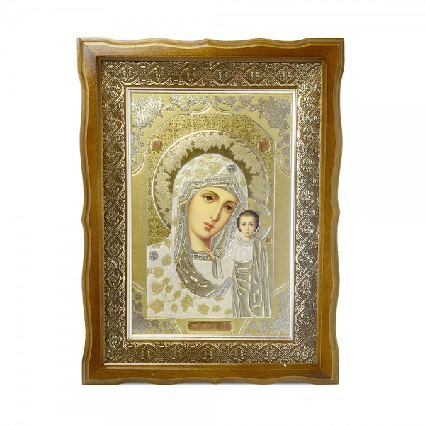 Icon of the Mother of God and the Lord